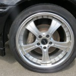 Weds BELLONA 18 inch alloy wheel